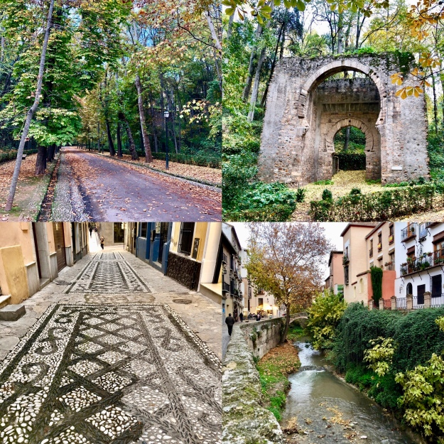 Spain, Granada and the Alhambra Palace – two days of gaspworthy
